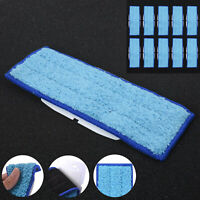 10pcs Washable Wet Mopping Pads For IRobot Braava Jet 240 241 Robotic Home