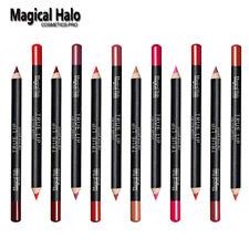 12 Colors Magical Halo Lipliner Pencil Soft