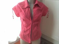 ladies watcher blouse shirt top  size L  Holiday Pub  Casual Work Wear