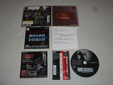 JAPAN IMPORT GAME PLAYSTATION FRONTMISSION COMPLETE FRONT MISSION SQUARESOFT