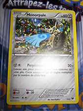 POKEMON NEUF PROMO MONORPALE 7/12 2013 MACDO HAPPY MEAL MINT HOLO FRENCH NEUVE