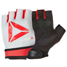 Reebok Fitness Training Gloves Exercise Weight Lifting Fingerless Gym RAGB-1553