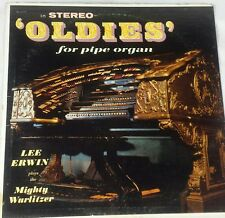 Oldies for pipe organ           LP Record