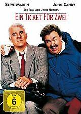 Ein Ticket für zwei von John Hughes | DVD | Zustand sehr gut