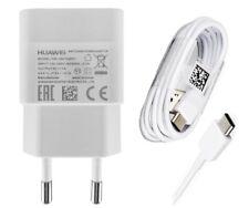 Original Ladegerät  für Huawei P20 / P20 Pro / P20 Lite USB-C Ladekabel weiß Neu