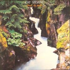 LP  Cat Stevens - Back to earth -  washed - cleaned