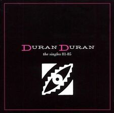 DURAN DURAN SINGLES 81-85 CD BOX