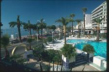 204092 la piscine de l'hôtel Martinez A4 papier photo