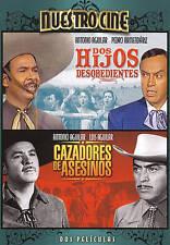 Dos Hijos Desobedientes/Cazadores de Asesinos (DVD, 2009)Bran New