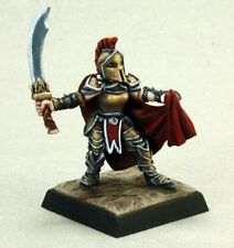 Taroya Warrior Reaper Miniatures Dark Heaven Legends Fighter Gladiator Melee
