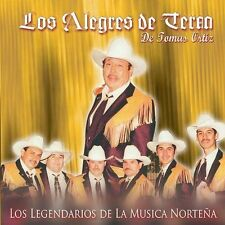 Los Alegres de Terán : Legendarios De La Musica Nortena CD
