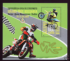 Motorcycle Grand Prix, MS, MNH, Bulgaria 2009 Moto US