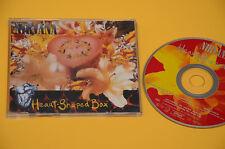 CD SINGOLO (NO LP ) HEART SHAPED BOX ORIG 1993