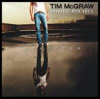 TIM McGRAW - REFLECTED : GREATEST HITS  Vol.2 CD ~ FAITH HILL ~ BEST OF  *NEW*