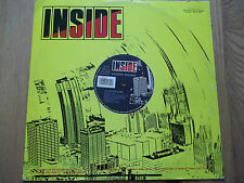 """PAVESI SOUND - I'LL NEVER LOSE 12"""" RECORD / VINYL - INSIDE LABEL - IN 6071"""
