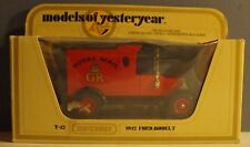 Matchbox models of yesteryear Y12 Ford T Royal mail