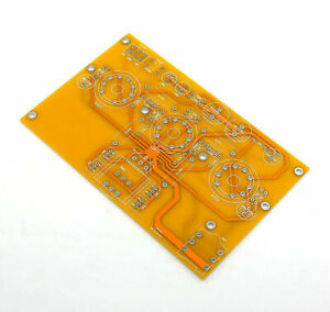 6922+12AT7 Tube Headphone Amplifier Board Bare PCB Audiophile DIY Audio Amps