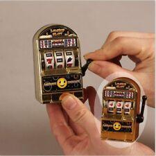Children Kids Decompression Pressure Reducing Toy Fruit Slot Machine Money Box