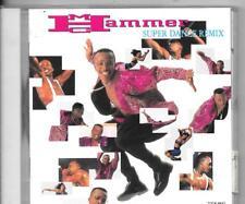 """CD ALBUM 5 TITRES--MC HAMMER--SUPER DANCE REMIX """"JAPAN PRESS"""""""
