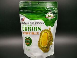 Musang King Durian Freeze Dried (50g) LIMITED ONLY IN MALAYSIA