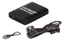 Yatour USB SD Aux MP3 Adapter For JVC Radios With Uni-Link Wechsleranschluss
