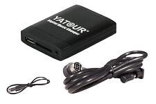 Yatour USB SD AUX MP3 Adapter für JVC Radios mit Unilink Wechsleranschluss