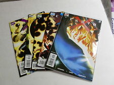 EARTH X SET  #  0 - 4   this is a 9.4 or better never read