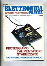 Practical electronics-year II n.9 September 1973-monthly Periodic