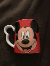 Disney Mickey Mouse Coffee Cup Mug Ears Mouse Playhouse