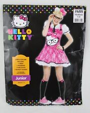 Hello Kitty Ladies Juniors Halloween Fantasy Costume Size Medium 7-9 New