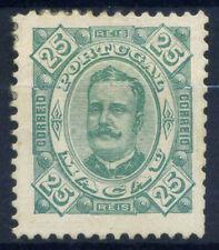 Macao 1894 Mi. 61 Senza gomma 80% 25 R, Re Carlo I