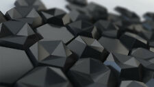 o 12 pcs. plastic molds *HONEY* for concrete veneer wall stone stackstone tile /