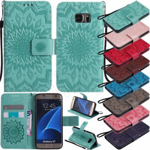 For LG G3 G4 G5 G6 K3 K4 K5 K8 K10 V10 Flip Wallet Card Stand Leather Case Cover