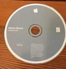 2006 Mighty Mouse 1.3 Mac Macintosh Install Software Disc