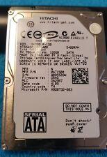 """Hitachi 120GB HTS543212L9A300 5400RMP SATA 2.5/""""  Hard Drive  PN 0A57362 LP2"""