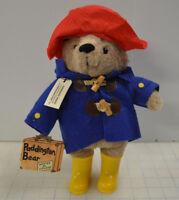 "10"" Classic Paddington Bear Plush Stuffed Animal"