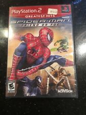 Spider-Man: Friend or Foe Sony PlayStation 2 New Factory Sealed Greatest Hits