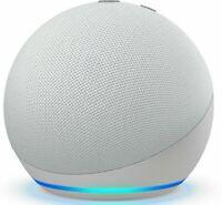 Amazon Echo Dot (4th Gen) Smart speaker with Alexa - Glacier White - BRAND NEW!!