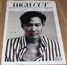 HIGH CUT VOL.198 GOT7 JACKSON JINYOUNG JEON SOMI KOREA MAGAZINE TABLOID NEW