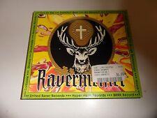 Cd  Ravermeister Vol.2 von Various (1995) - Doppel-CD