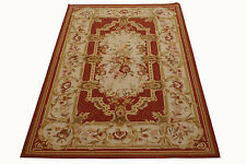 FR-2062-Alfombras Aubusson Tepester Tapis Rugs 153x91 CM-Galleria farah1970