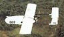 Sojka-III Czech UAV Airplane Desktop Wood Model Big New