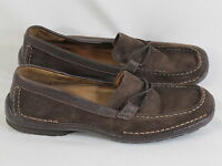 Timberland Smart Comfort System Brown Leather Loafers Size 8 M US Excellent