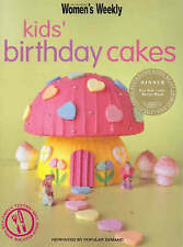 """Kids' Birthday Cakes (""""Australian Women's Weekly"""" Home Library) Paperback Book"""