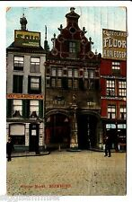 Nijmegen Nimwegen AK 1912 Groote Markt Reklame Niederlande Nederland 1511861