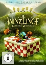 DIE WINZLINGE - OPERATION ZUCKERDOSE  DVD NEU H.GIRAUD/T.SZABO/P.DELARUE/+