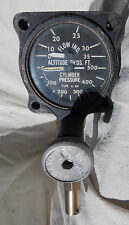 WW2 P-40 Warhawk Fighter Aircraft A-9A Oxygen Regulator