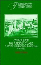 Cradle of the Middle Class: The Family in Oneida County, New York, 179-ExLibrary