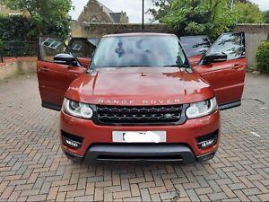 Land Rover Range Rover Sport 3.0 SD V6 HSE Dynamic 4x4