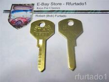 Key Blanks for Vintage Plymouth - Dodge Truck - Studebaker 1946 to 1957  (1125H)